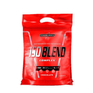 Iso Blend Complex Integralmédica Chocolate 907g por R$25 (SÓ PARA RIO E BELO HORIZONTE)