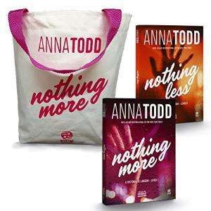 Livros | Combo Anna Todd (+ Ecobag) - R$35