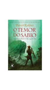 Livro: O Temor do Sábio: A Crônica do Matador Rei: Segundo Dia - R$ 10