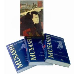 Livro: Box Musashi - Eiji Yoshikawa - 3 Volumes - R$ 105