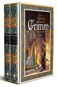 Livro | Os 77 Melhores Contos De Grimm | R$52