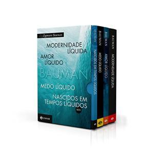 Livro | Box Zygmunt Bauman. Para Entender o Mundo Líquido | R$95