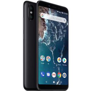 Xiaomi Mi A2 Global Version - 6GB RAM 128GB ROM Snapdragon 660 Octa core 4G Smartphone - Black R$1.004