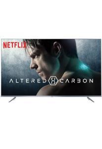 "Smart TV LED 50"" TCL P6US Ultra HD 4K HDR com Conversor Digital 3 HDMI 2 USB Wi-Fi integrado R$2.009"