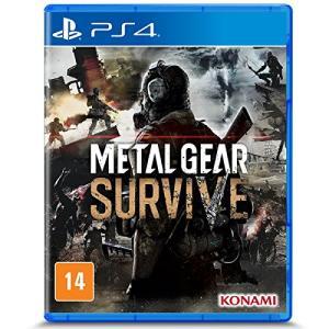 Metal Gear Survive PS4 - Mídia Física R$30