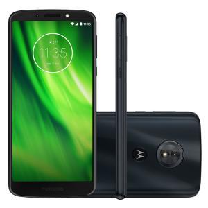 Smartphone Motorola Moto G6 Play XT1922 Octa-Core Android 8.0, Tela 5.7´, 32GB, 13MP, 4G, Dual Chip Desbloqueado - Indigo R$866