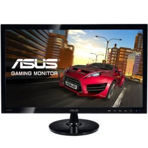 Monitor Gamer LED ASUS 24´, Full HD, 1ms, Widescreen, Smart View, HDMI, D-Sub, DVI-D Tecnologia Trace Free, VESA - VS248HR