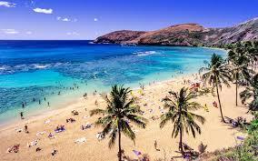 Voos para Honolulu Oahu - Havaí, ida e volta com taxas inclusas por R$2995