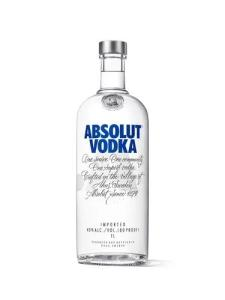 Absolut Vodka Original Sueca - 1l por R$ 75