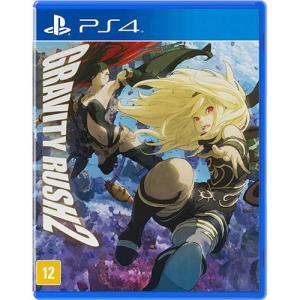 [Cartão Submarino] Game Gravity Rush 2 - PS4 por R$ 25