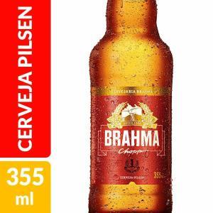 Cerveja BRAHMA LONG NECK garrafa 355ml por R$ 2