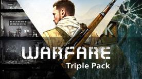 Sniper Elite 3 + 2 jogos de guerra - PC Steam