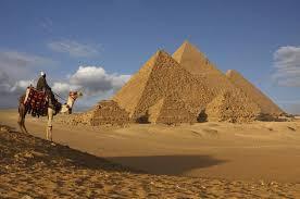 Voos para o Egito 2019 - Ida e volta com taxas inclusas -  R$ 1.014