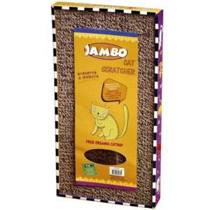 Brinquedo Arranhador Jambo Cat Scratcher com Catnip | R$40
