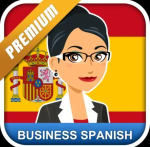 Google Play: Mosalingua Business Spanish - Grátis