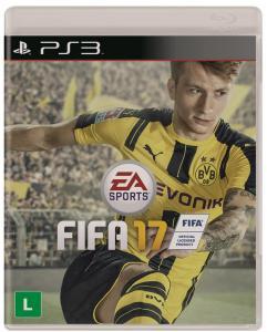 FIFA 17 (PS3) - R$ 10