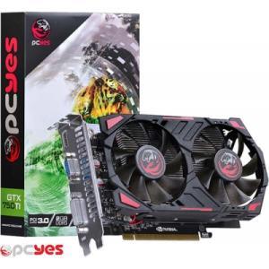 PLACA DE VÍDEO PCYES GEFORCE GTX 750 TI 2GB - R$ 499