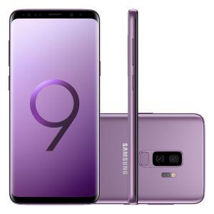 Samsung Galaxy S9+ 128GB Ultravioleta 4G Tela 6.2 Câmera 12MP Android 8.0 | R$2.809
