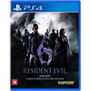 Resident Evil 6 - PS4 | R$30