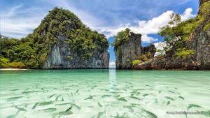 Voos para Phuket, na Tailândia, ida e volta, com taxas incluídas, por R$2.969