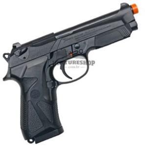 Pistola Airsoft Beretta 90two Spring Black Umarex 6mm