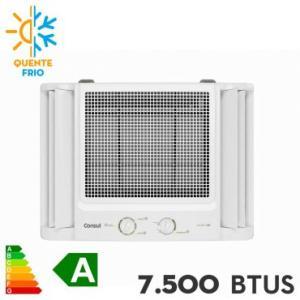 Ar Condicionado Janela 7500 BTU/s Quente/Frio Consul Manual CCS07DBBNA - R$759
