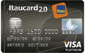 Itaucard - sem anuidade de acordo com o gasto mensal