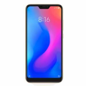 Smartphone Xiaomi Mi A2 Lite Global Dourado 32GB 3GB RAM   R$849