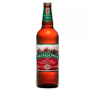 Cerveja Patagonia Amber Lager 740ml