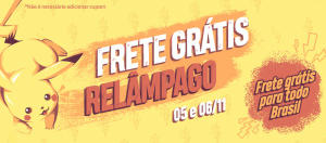 Frete grátis p/ todo Brasil na loja REDBUG