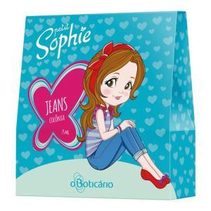 Petit Sophie Des. Colônia 75ml (Disponível Fragrância Jeans) - R$39,90