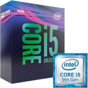 Processador Intel Core i5-9600k Coffee Lake refresh 9a Geração, Cache 9MB, 3.7GHz (4.6GHz Max Turbo), LGA 1151 - BX80684I59600K - R$1290
