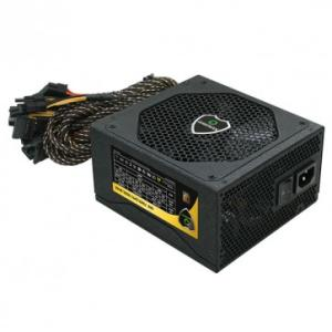 Fonte de Alimentação Gamemax GM600 600W Box 80 Plus C/PFC Semi Modular