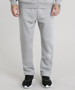 Calça masculina esportiva ace em moletom M ou GG - R$24