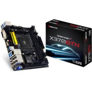 Placa Mãe Biostar Racing X370GTN DDR4 AMD AM4 R$443