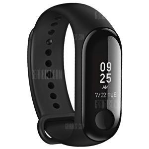 Xiaomi Mi Band 3 Smart Bracelet - BLACK R$88