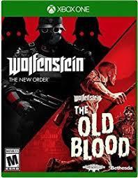 Jogo Wolfenstein: The Two-Pack para Xbox One