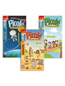 Assinatura anual da revista Coquetel Pacote Picolé - R$28