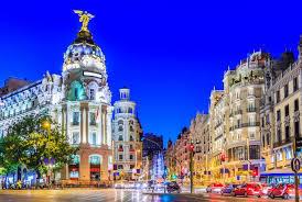 Voos para Madri, ida e volta, com taxas incluídas, por R$1.603