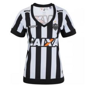 Camisa Topper Atlético Mineiro 2017 Feminina - R$ 62