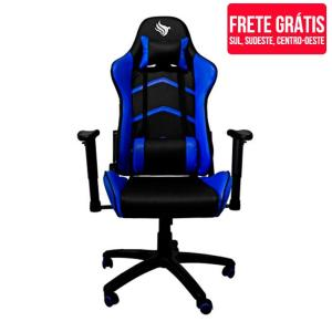 Cadeira Pichau Gaming Donek Azul - R$ 630