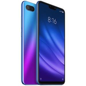 Xiaomi Mi8 Mi 8 Lite Global Version 6.26 inch 4GB 64GB Snapdragon 660 Octa core 4G Smartphone - Blue por R$ 890