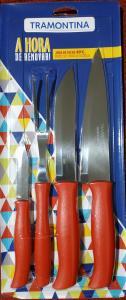 [Loja Física] [Mauá] Conjunto de facas (churrasco) - R$9