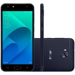 Smartphone Asus Zenfone 4 Selfie, Câmera Frontal Dupla, 64GB, 4GB, Preto - ZD553KL