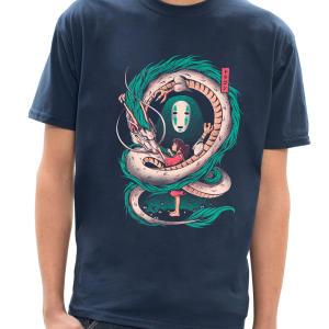 Camiseta Chihiro - Masculina | R$35