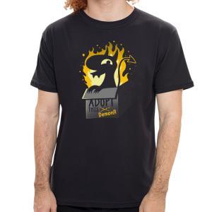 Camiseta Adopt This Demon - Masculina | R$35