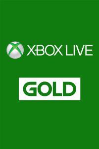 1 mês Xbox Live Gold  R$1,00