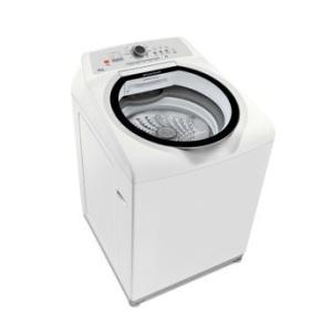 Máquina de Lavar Brastemp 12kg Água Quente com Superfiltro e Enxágue Antiarlégico BWQ12ABANA - R$1519