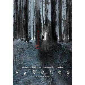 Livro - Wytches (capa dura)  - R$11