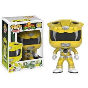 [1ª compra] Boneco Funko Pop Power Rangers Yellow 362 - R$35